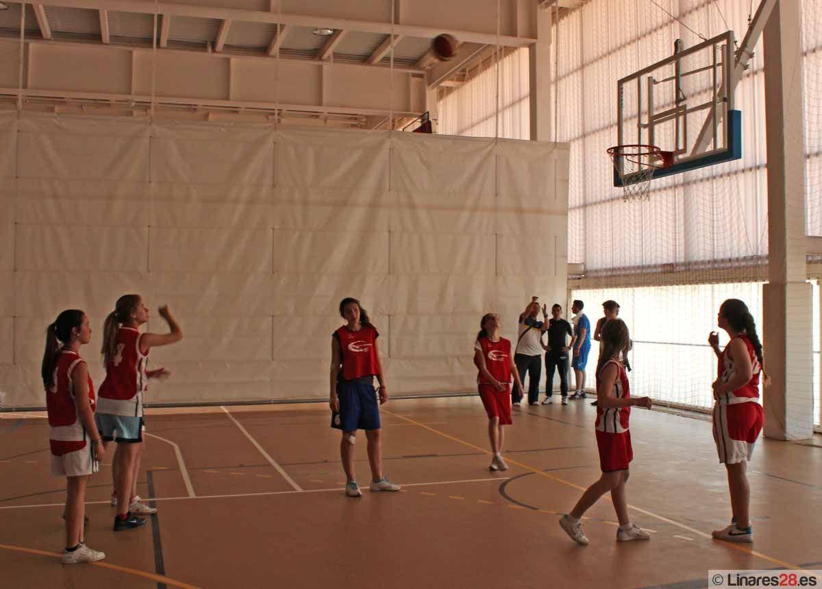 Comienza el II Torneo Acceso UJA en Linares