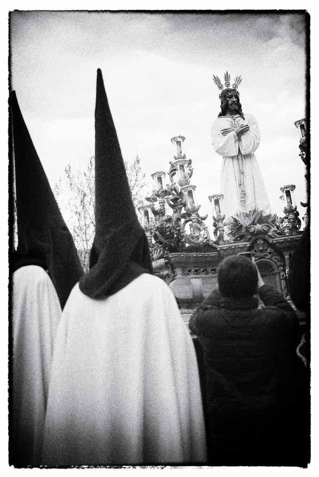 La Semana Santa de Linares vista por Ángel Tirado Conde