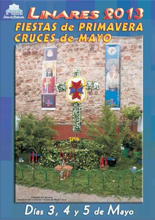 Veinticuatro cruces para celebrar las Fiestas de la Primavera