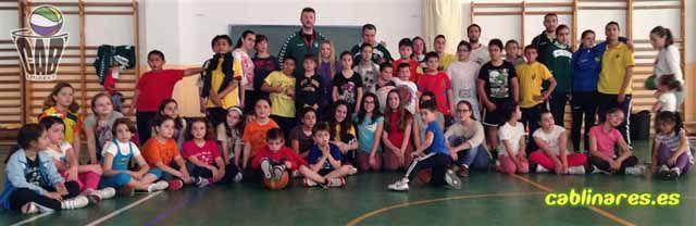 Éxito de la jornada de captación de jugadores del CAB Linares