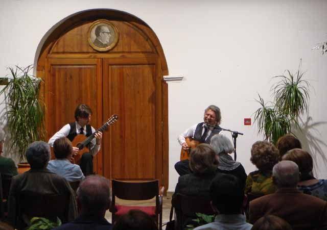 Música popular italiana en la Fundación Andrés Segovia