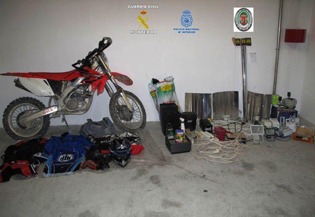 Guardia Civil, Policía Nacional y Policía Local desarticulan un foco delincuencial en Baeza