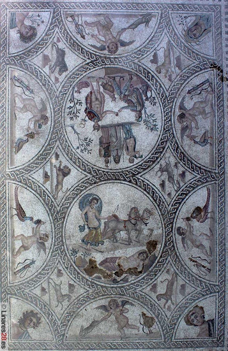 El mosaico de los amores