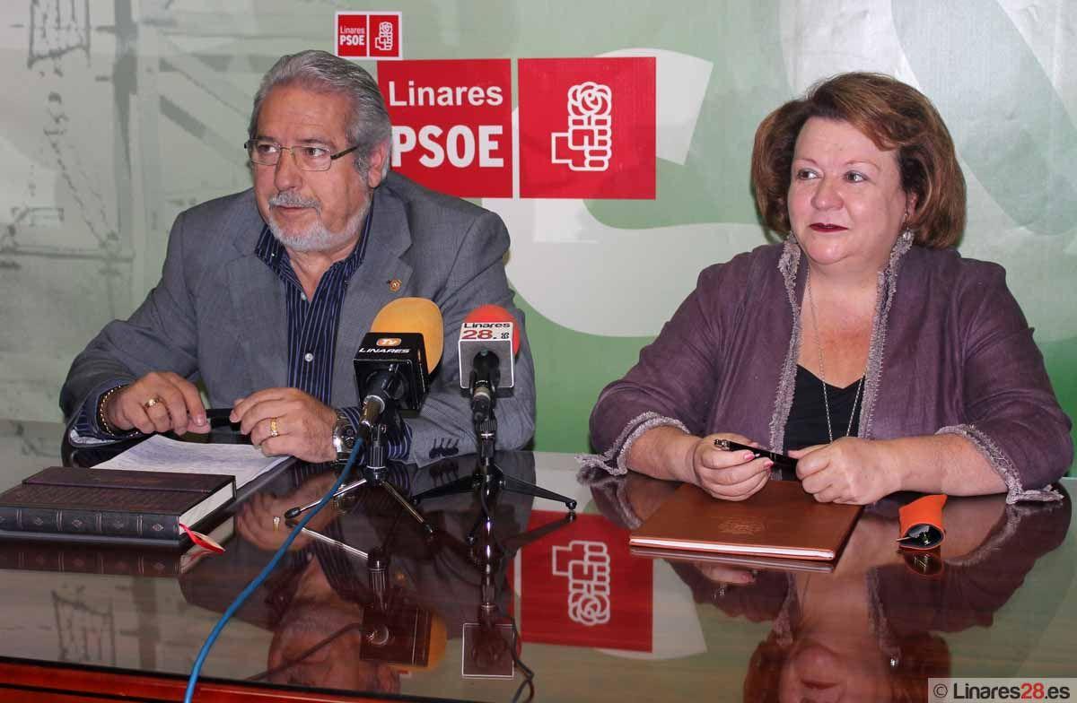 El PSOE anima a IU para que se sume a sus reivindicaciones