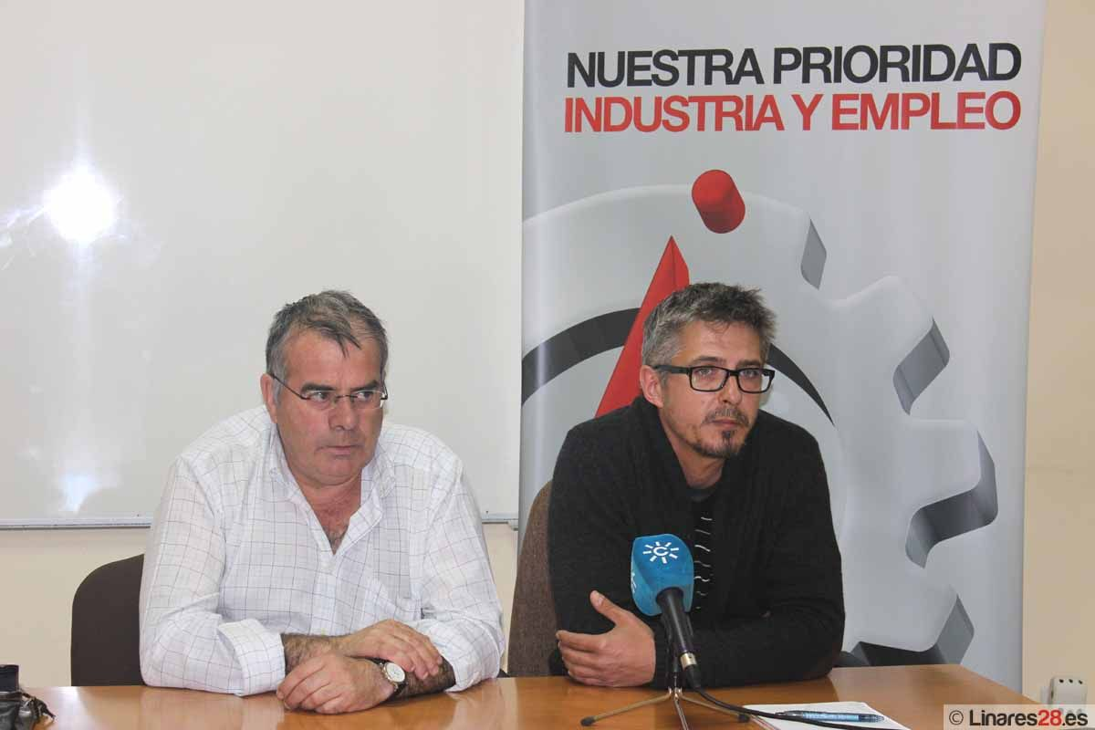 CCOO y UGT denuncian de nuevo los retrasos en la aplicación del Plan Linares Futuro