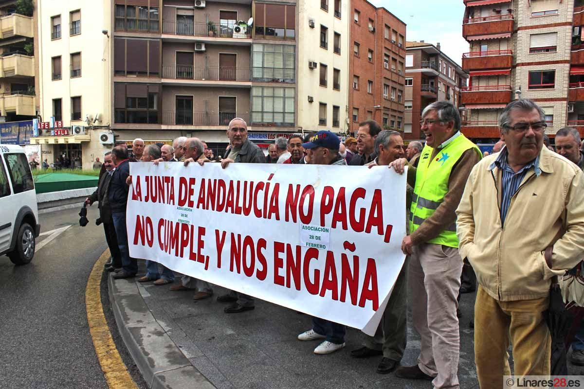 """Concentración de los Mutualistas de la Asociación """"28 de Febrero"""""""