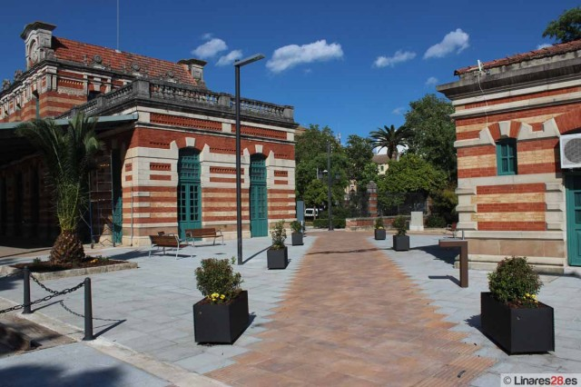 La adecuación del entorno de la Estación de Madrid es la última actuación efectuada en materia de accesibilidad