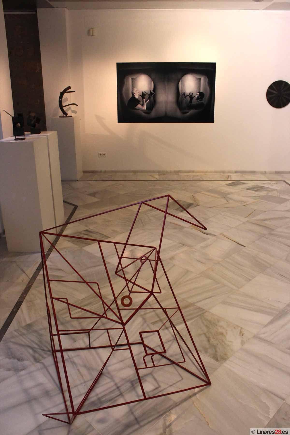 """""""Imaginación y deseo"""" en la Galería Cristóbal Bejarano"""