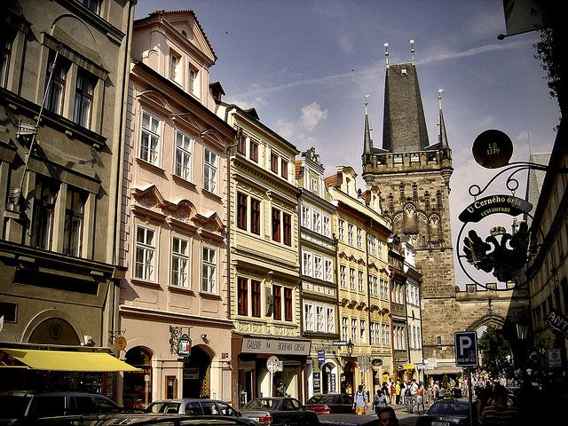 La bella Praga
