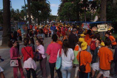 Unos 300 alumnos linarenses acudirán el miércoles al Mercado Educativo de Jaén