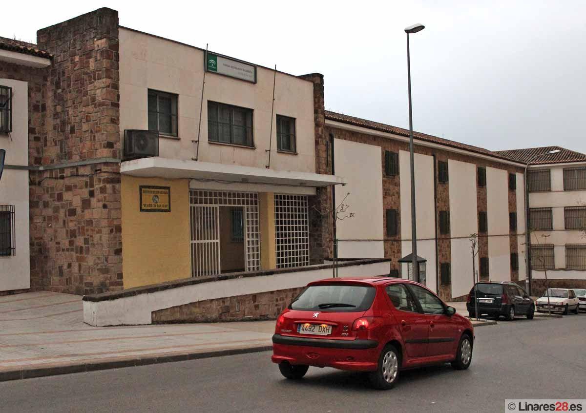 Educación intervendrá en el IES Huarte de San Juan