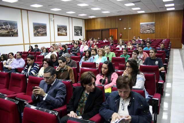 Jornada de Puertas Abiertas de la EPS de Linares