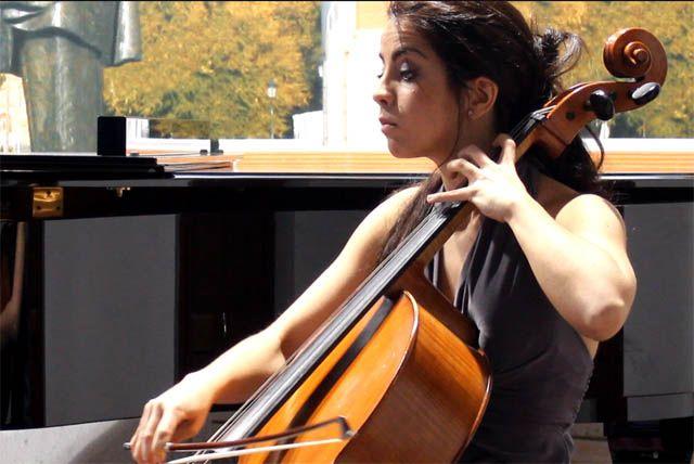 """""""Leimotiv Trio"""" acerca una vez más el FIMAE a la Fundación Andrés Segovia"""
