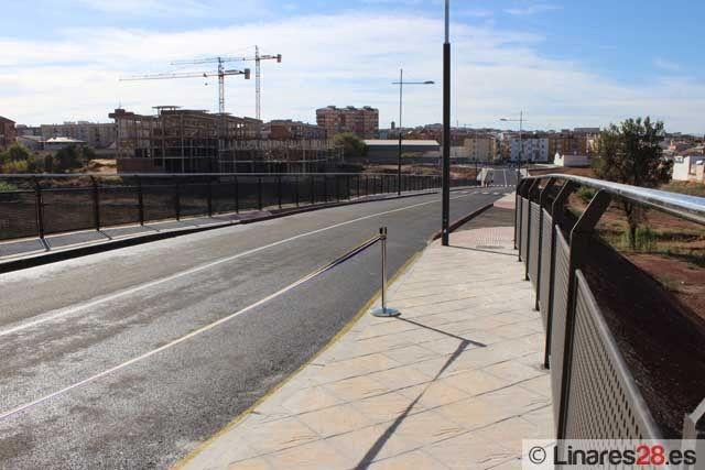 Nuevo puente dentro del Plan Urban