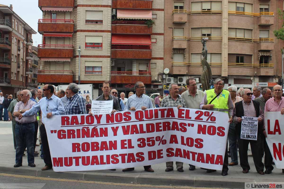 Los mutualistas de 28F también claman contra la Junta