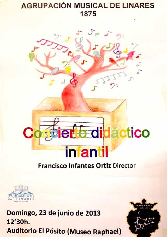 Hoy se celebra un concierto didáctico infantil