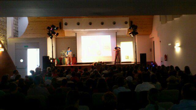 En estos momentos, entrega premios medio ambiente de la Diputación
