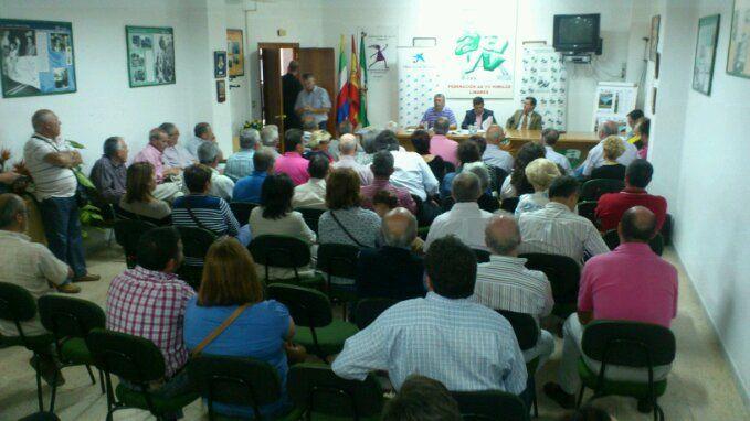 """En estos momentos, conferencia """"Linares importa"""""""