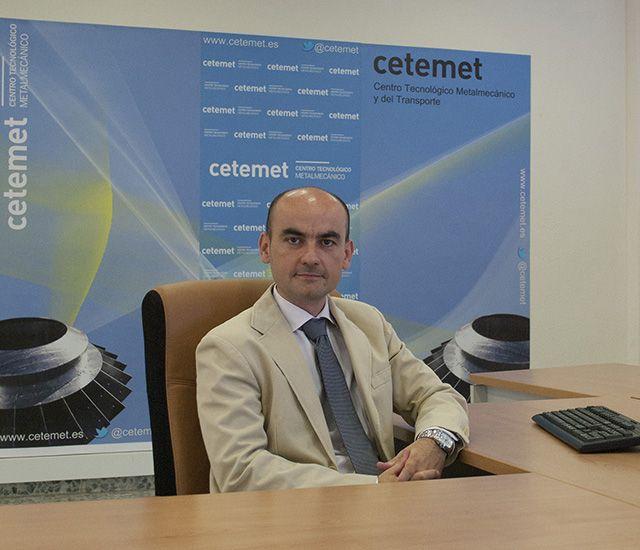 Ángel David Fraile, nuevo gerente de CETEMET