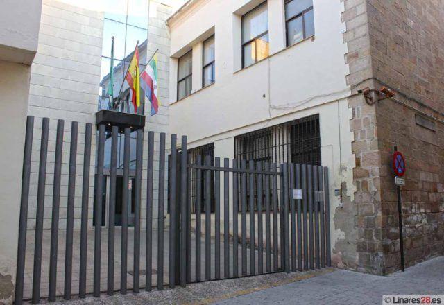 Acceso a los juzgados de Linares