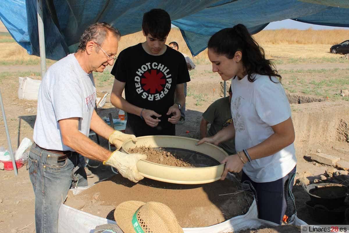 Cástulo como centro de intercambio científico y de participación en la recuperación del patrimonio arqueológico