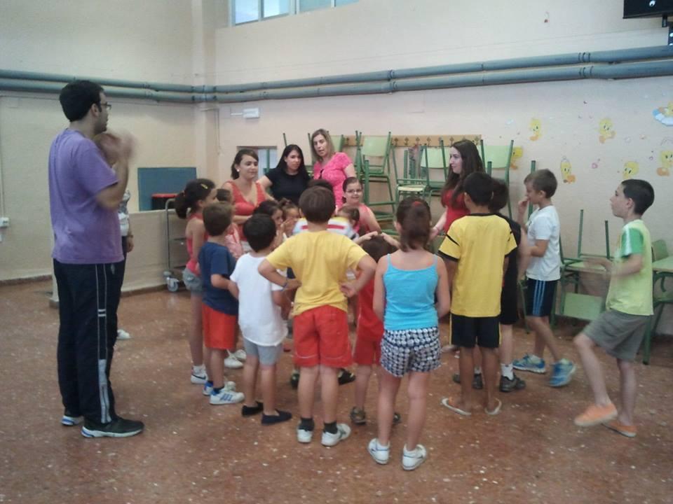 Espacio de Conciliación Familiar en la Estación de Linares-Baeza