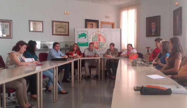 Afammer Linares clausura su curso de educación medioambiental
