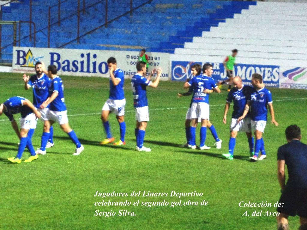 Linares Deportivo 2 – Granada CF. B 2
