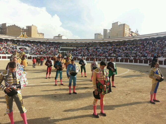 Comienza la primera de las corridas de Feria