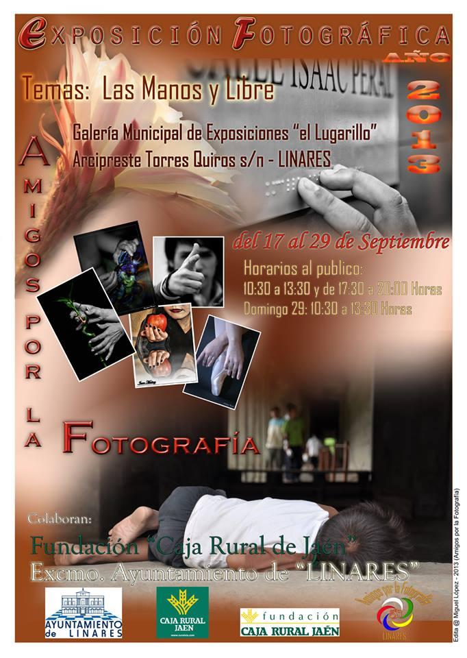 """Inauguración de la exposición fotográfica de """"Amigos por la fotografía"""""""