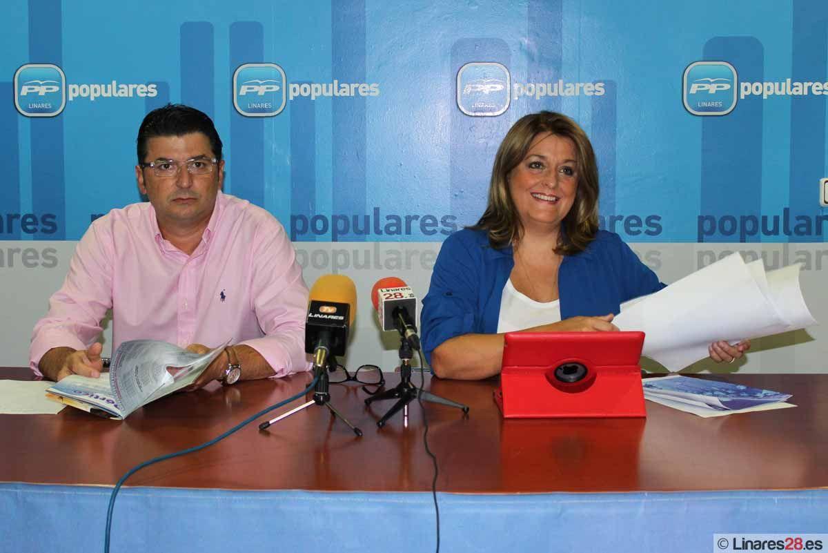 El PP critica la organización de la Feria de Linares