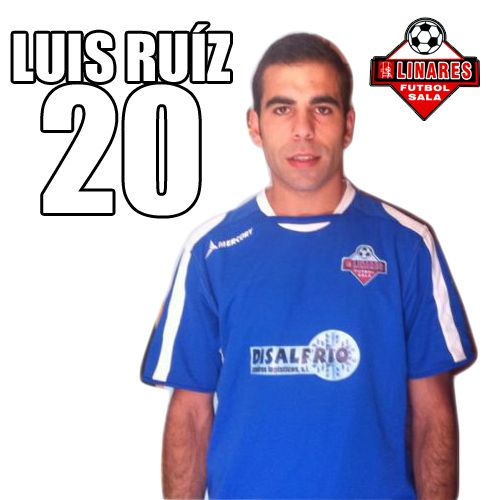 Quinto fichaje del Disalfrío Atlético Linares F.S.