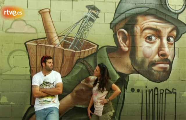 Belin, así se hace un Graffiti