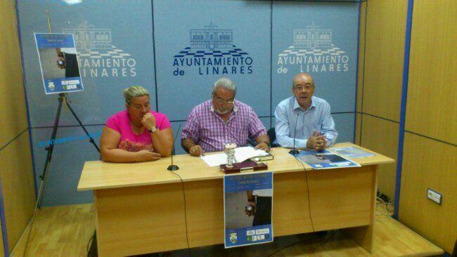 En estos momentos, presentación del Torneo Nacional de Petanca de Linares