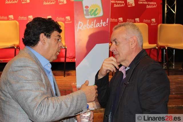 Cayo Lara participa mañana en El Pósito en una asamblea abierta sobre reindustrialización
