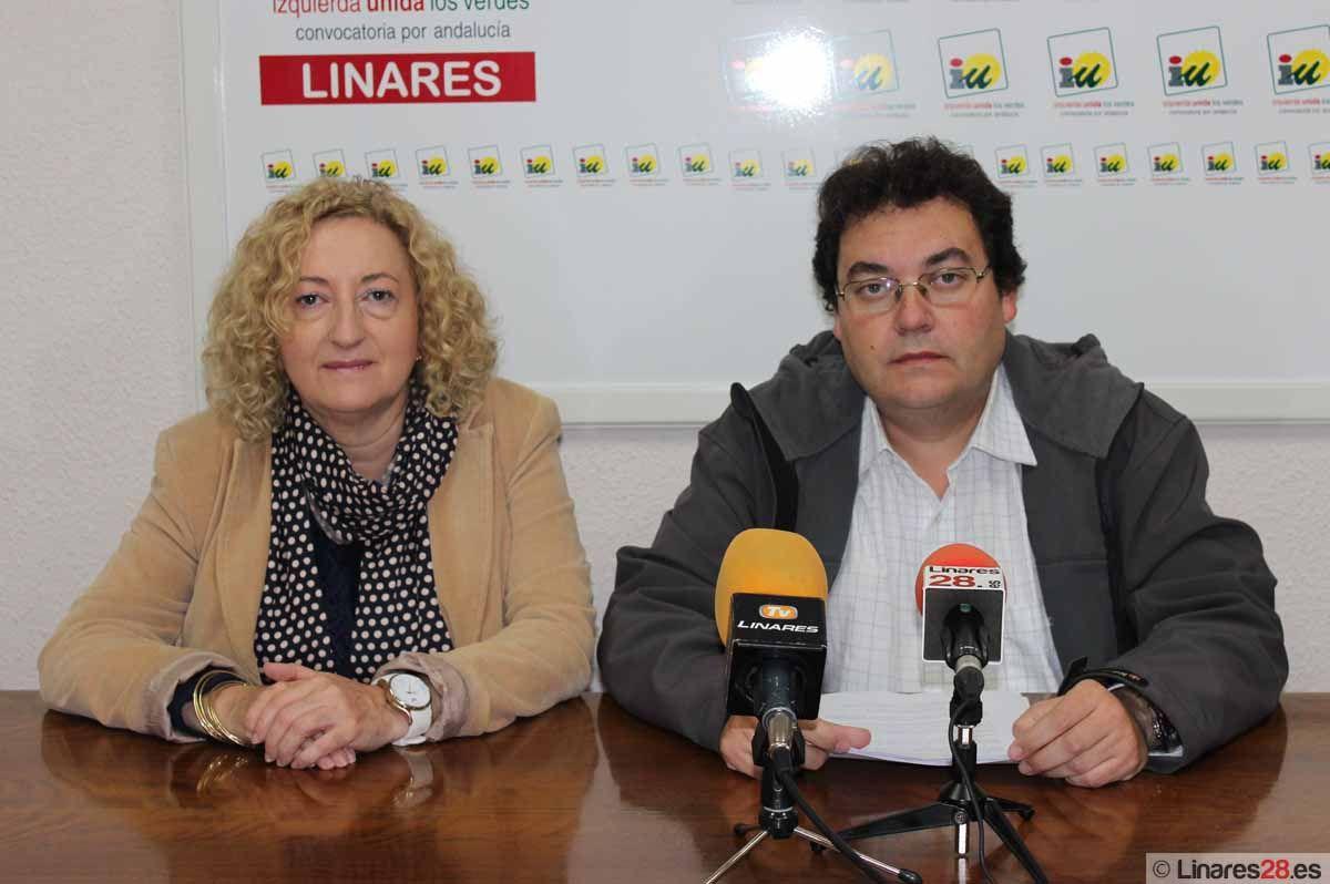 IU Linares aprueba la lista y el programa para las Elecciones Municipales de 2015