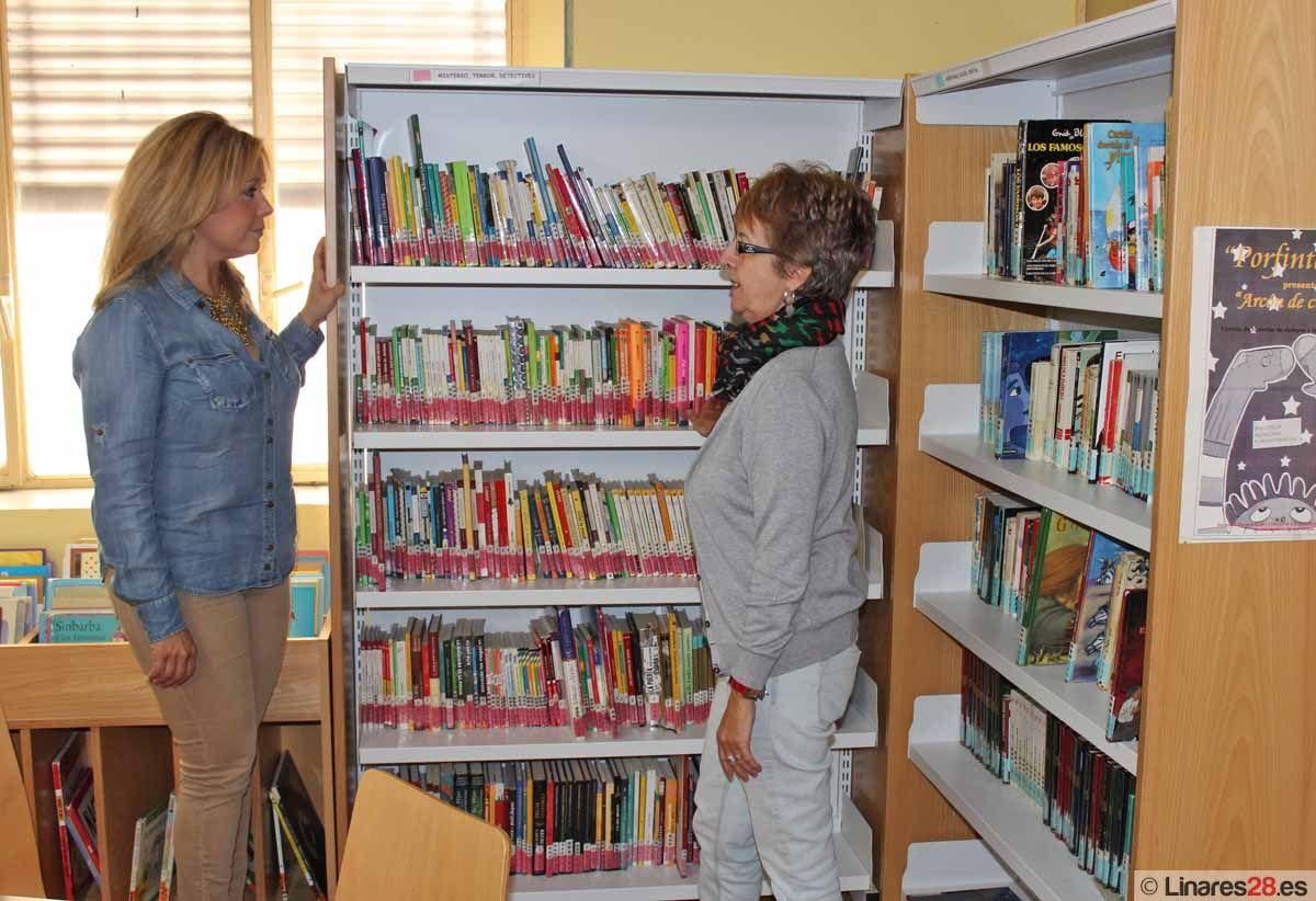 Amplían y remodelan la sala infantil de la Biblioteca Municipal de Linares