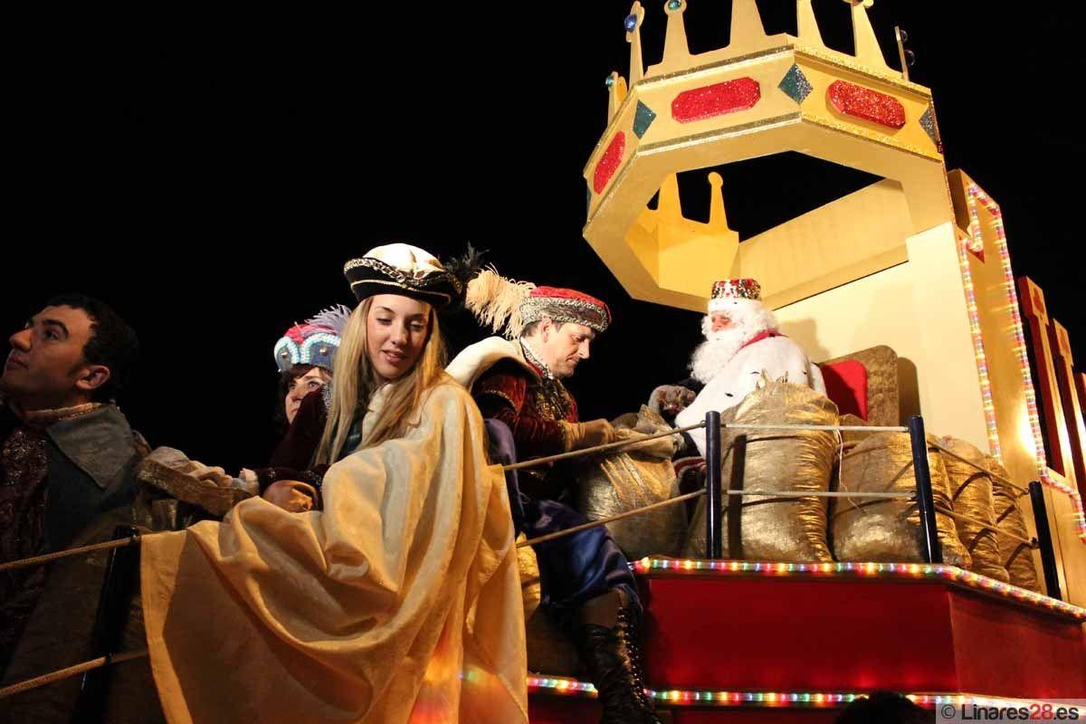 Linares suspende de forma oficial su Cabalgata de Reyes Magos