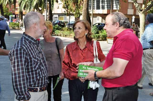 PA: Campaña de Información al ciudadano en Linares