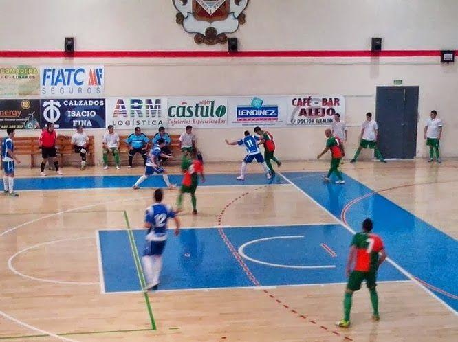 El Disalfrío Atlético Linares F.S. comienza la liga con una contundente victoria
