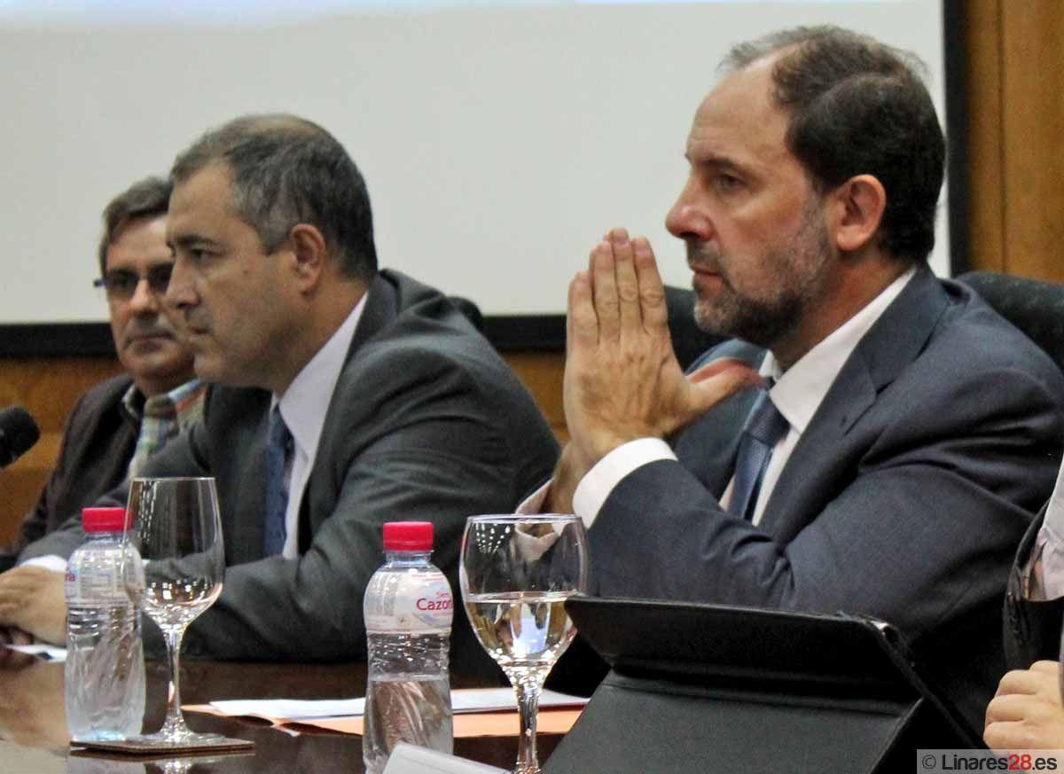 Vuelve la preocupación por el futuro de las obras del Campus de Linares