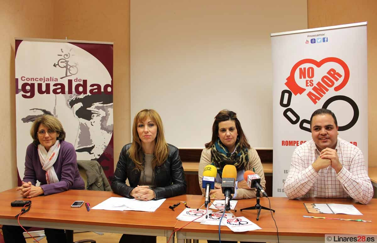 """Igualdad presenta la campaña """"No es amor"""""""