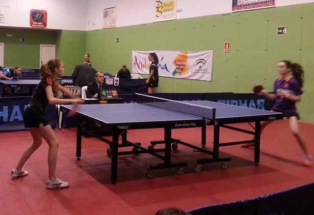 Resultados del Club de Tenis de Mesa Linares