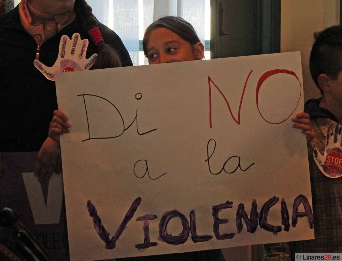 Los más pequeños aportan sus soluciones a la lacra de la Violencia de Género