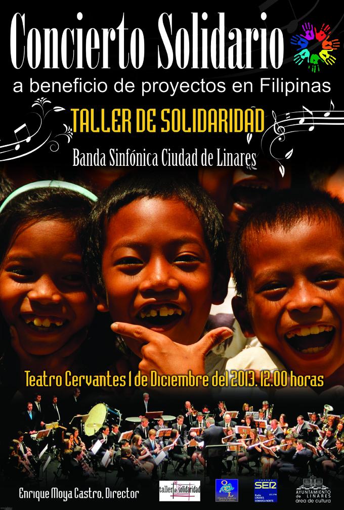 Concierto Solidario con Filipinas