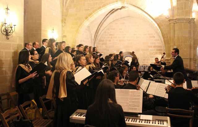 """MusicAlma clausura el  """"Año de la Fe"""""""