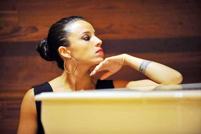 La linarense Macarena Fernández estrena su primer videoclip rodado en Bilbao