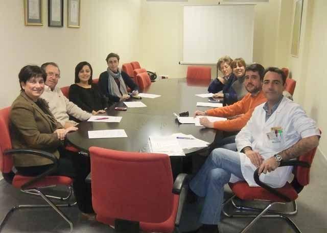 El servicio de Aparato Locomotor del Hospital de Linares dispondrá de un teléfono para resolver dudas de los profesionales de los centros de salud