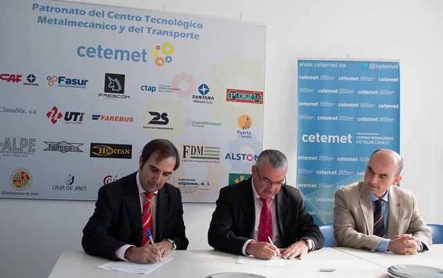 CETEMET y FAICO se unen para desarrollar proyectos mediante tecnologías de visión artificial