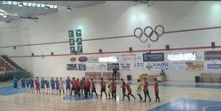 El Disalfrío Atlético Linares FS golea al Mengíbar